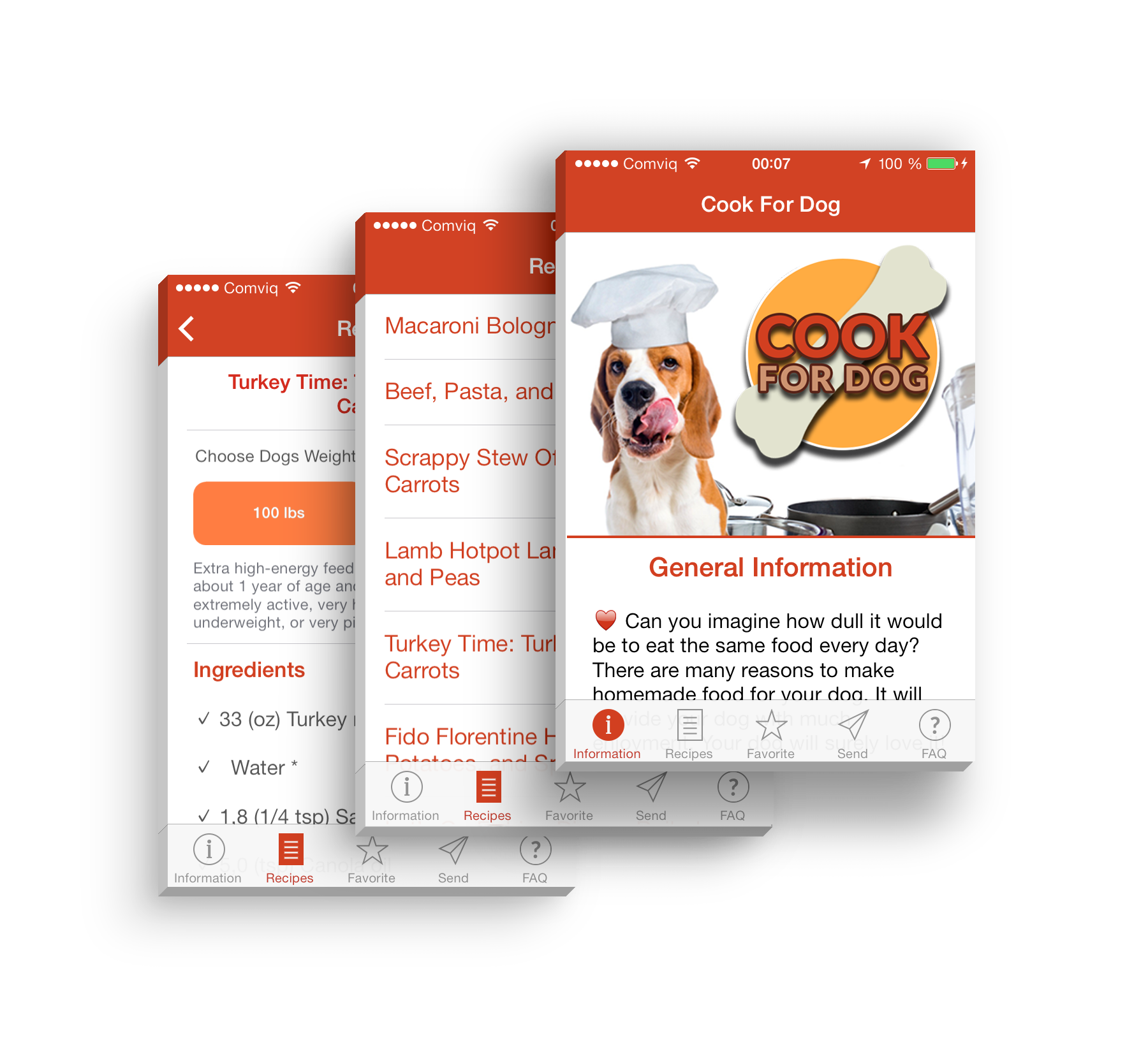Cook-for-dog-App-Screen-Front-View-MockUp